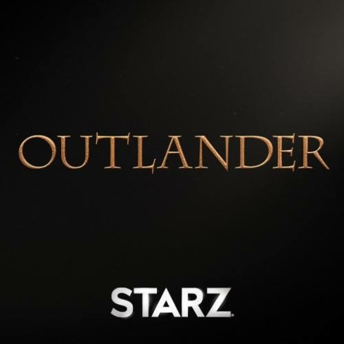 Outlander logo (photo credit to STARZ)