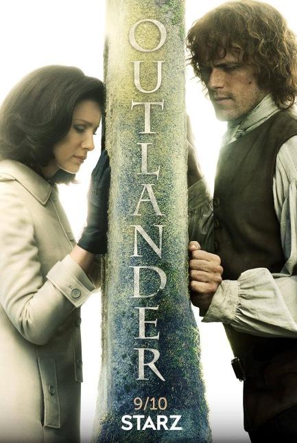 Outlander Season 3 logo (photo credit to STARZ)